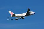 X8618さんが、成田国際空港で撮影したチャイナエアライン 747-409の航空フォト(写真)