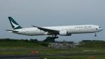 raichanさんが、成田国際空港で撮影したキャセイパシフィック航空 777-367の航空フォト(写真)