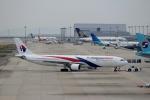 ハピネスさんが、関西国際空港で撮影したマレーシア航空 A330-323Xの航空フォト(写真)