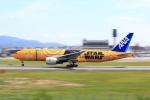 tomoyonさんが、伊丹空港で撮影した全日空 777-281/ERの航空フォト(写真)