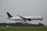 カンクンさんが、成田国際空港で撮影したエア・カナダ 787-9の航空フォト(写真)