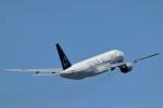 mktさんが、羽田空港で撮影した全日空 777-281の航空フォト(写真)