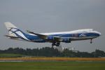 カンクンさんが、成田国際空港で撮影したエアブリッジ・カーゴ・エアラインズ 747-46NF/ER/SCDの航空フォト(写真)
