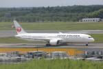 meijeanさんが、成田国際空港で撮影した日本航空 787-9の航空フォト(写真)