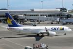 SFJ_capさんが、那覇空港で撮影したスカイマーク 737-86Nの航空フォト(写真)