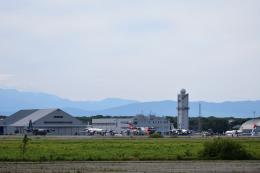 ひこ☆さんが、千歳基地で撮影した海上自衛隊 P-3Cの航空フォト(写真)