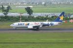 ハマペンさんが、仙台空港で撮影したスカイマーク 737-86Nの航空フォト(写真)