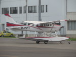 JA655Jさんが、出雲空港で撮影した岡山航空 T206H Turbo Stationairの航空フォト(写真)