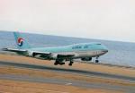 Wasawasa-isaoさんが、中部国際空港で撮影した大韓航空 747-3B5の航空フォト(写真)