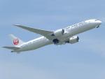 じゅんぼ〜さんが、成田国際空港で撮影した日本航空 787-9の航空フォト(写真)
