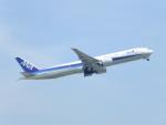 じゅんぼ〜さんが、成田国際空港で撮影した全日空 777-381/ERの航空フォト(写真)