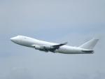 じゅんぼ〜さんが、成田国際空港で撮影したアトラス航空 747-4KZF/SCDの航空フォト(写真)
