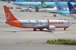 amagoさんが、関西国際空港で撮影したチェジュ航空 737-8ALの航空フォト(写真)