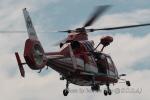 kanadeさんが、浦安場外離着陸場で撮影した千葉市消防航空隊 AS365N3 Dauphin 2の航空フォト(写真)