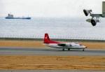 Wasawasa-isaoさんが、中部国際空港で撮影したエアーセントラル 50の航空フォト(写真)