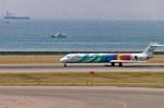 Wasawasa-isaoさんが、中部国際空港で撮影した日本航空 MD-90-30の航空フォト(写真)