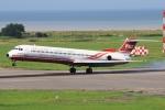 on-chanさんが、新潟空港で撮影した遠東航空 MD-83 (DC-9-83)の航空フォト(写真)