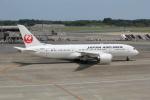 utarou on NRTさんが、成田国際空港で撮影した日本航空 787-8 Dreamlinerの航空フォト(写真)