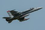 skyphantomさんが、茨城空港で撮影したアメリカ海兵隊 F/A-18C Hornetの航空フォト(写真)