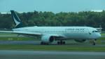 twinengineさんが、シンガポール・チャンギ国際空港で撮影したキャセイパシフィック航空 A350-941XWBの航空フォト(写真)