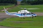 on-chanさんが、新潟空港で撮影した海上保安庁 AW139の航空フォト(写真)