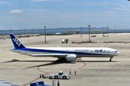 LGM1928さんが、中部国際空港で撮影した全日空 777-381/ERの航空フォト(写真)