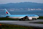 we love kixさんが、関西国際空港で撮影した大韓航空 777-FB5の航空フォト(写真)