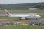 meijeanさんが、成田国際空港で撮影したスリランカ航空 A330-343Xの航空フォト(写真)