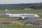 meijeanさんが、成田国際空港で撮影したフィンエアー A330-302Xの航空フォト(写真)