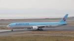 てつさんが、関西国際空港で撮影した大韓航空 777-3B5/ERの航空フォト(写真)