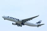 hankyu7305さんが、関西国際空港で撮影したフィンエアー A330-302Xの航空フォト(写真)