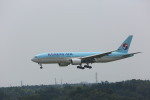 meijeanさんが、成田国際空港で撮影した大韓航空 777-2B5/ERの航空フォト(写真)