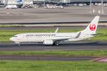 Y-Kenzoさんが、羽田空港で撮影した日本トランスオーシャン航空 737-8Q3の航空フォト(写真)