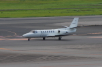 mild lifeさんが、伊丹空港で撮影した中日本航空 560 Citation Vの航空フォト(写真)