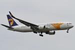 camelliaさんが、成田国際空港で撮影したMIATモンゴル航空 767-34G/ERの航空フォト(写真)