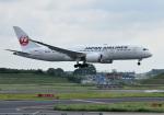 mojioさんが、成田国際空港で撮影した日本航空 787-8 Dreamlinerの航空フォト(写真)