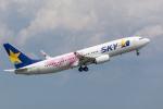 Y-Kenzoさんが、羽田空港で撮影したスカイマーク 737-86Nの航空フォト(写真)