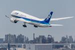 Y-Kenzoさんが、羽田空港で撮影した全日空 787-8 Dreamlinerの航空フォト(写真)