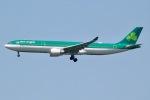 JRF spotterさんが、サンフランシスコ国際空港で撮影したエア・リンガス A330-302の航空フォト(写真)