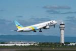 ポン太さんが、新千歳空港で撮影したAIR DO 767-33A/ERの航空フォト(写真)