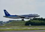 mojioさんが、成田国際空港で撮影した全日空 A320-211の航空フォト(写真)