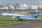Y-Kenzoさんが、羽田空港で撮影した全日空 777-381の航空フォト(写真)