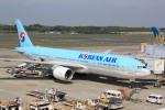 けいとパパさんが、成田国際空港で撮影した大韓航空 777-2B5/ERの航空フォト(写真)