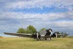 安芸あすかさんが、ミュンヘン・フランツヨーゼフシュトラウス空港で撮影したルフトハンザドイツ航空 Ju 52の航空フォト(写真)
