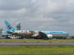 noshi2さんが、新千歳空港で撮影した大韓航空 777-3B5/ERの航空フォト(写真)