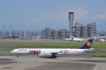 hirokongさんが、羽田空港で撮影したルフトハンザドイツ航空 A340-642Xの航空フォト(写真)