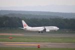 zero1さんが、新千歳空港で撮影した日本航空 737-846の航空フォト(写真)