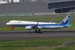 yuitaさんが、羽田空港で撮影した全日空 A321-211の航空フォト(写真)
