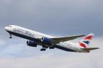安芸あすかさんが、パリ オルリー空港で撮影したオープンスカイズ 767-336/ERの航空フォト(写真)
