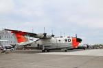 GRX135さんが、千歳基地で撮影した海上自衛隊 US-1Aの航空フォト(写真)